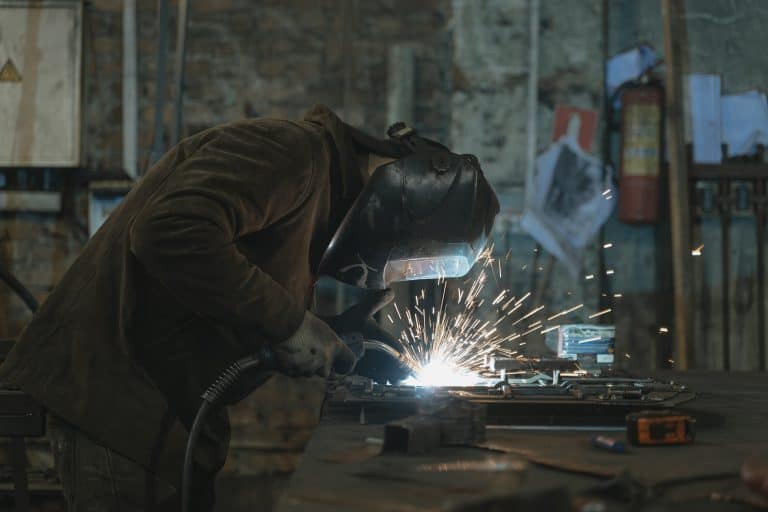 leather welding jackets