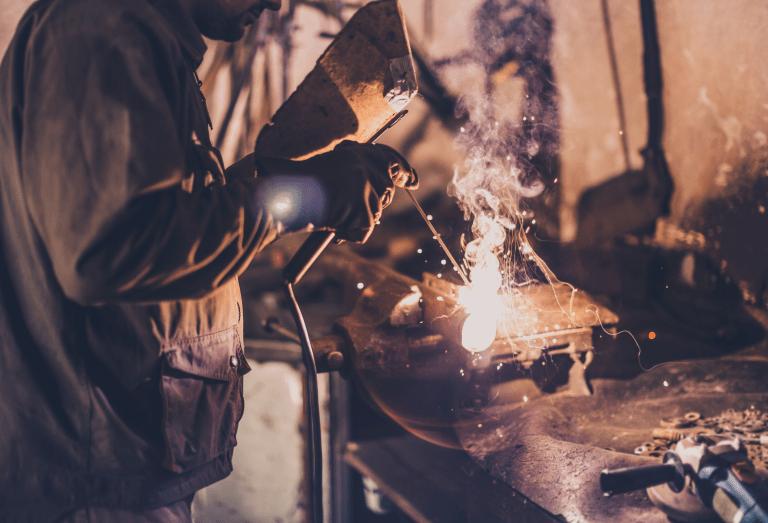 welding clothing
