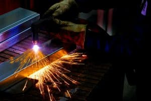 welding hazard